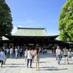 日本一の参詣者数を誇るパワースポット 明治神宮
