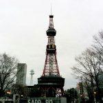 北海道旅行 札幌 大通公園を歩く