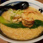 札幌 新千歳空港 麺屋 開高 北海道をふんだんに使った味