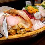 Hokkaido Susukino 大漁舟盛り居酒屋 大海物語