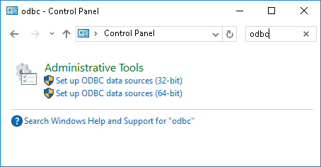 Windows: Set up PostgreSQL ODBC Data Source
