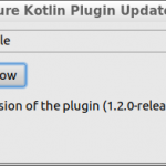 Kotlin 1.2.0 + Spring create Web Application (1 of 4)
