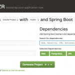 Spring Boot with DB Migration